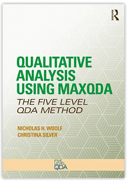 The Five-Level QDA® method - book